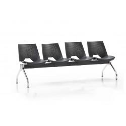 Flirt - sedie panca 4 posti