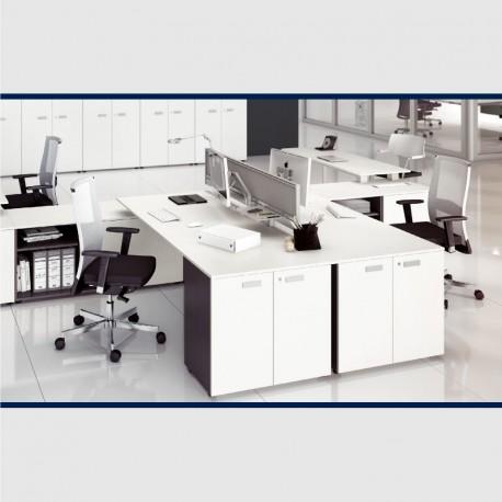 Ufficio Operativo Completo - Postazione Doppia 02