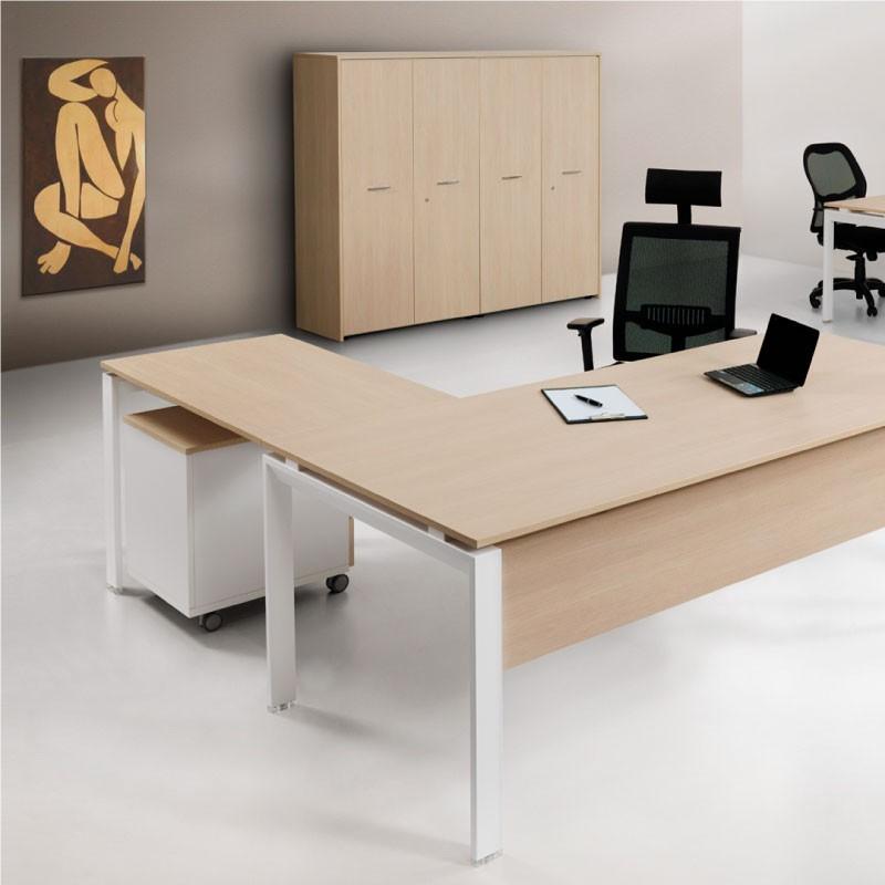 Ufficio Direzionale Completo Armadi In Metallo Ikea Notteazzurrajesi