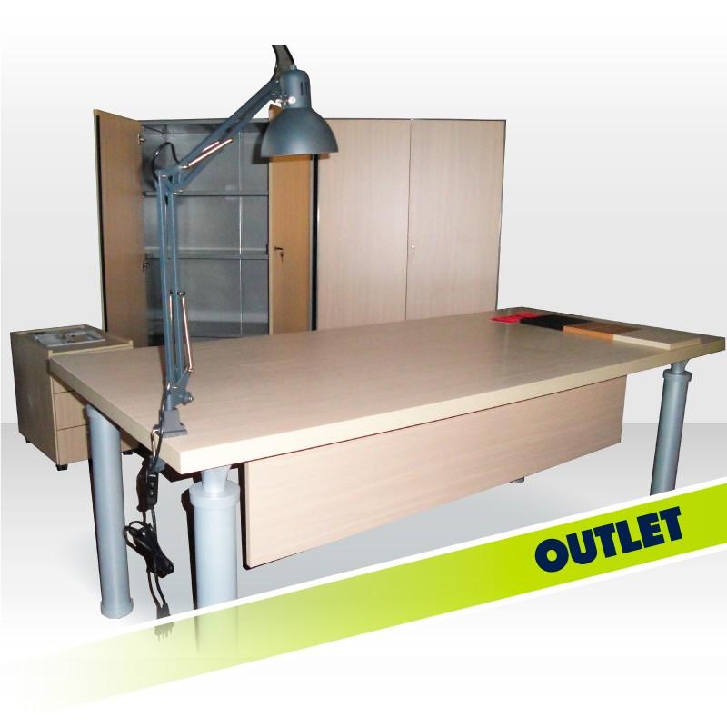 Mobili ufficio completo for Outlet ufficio