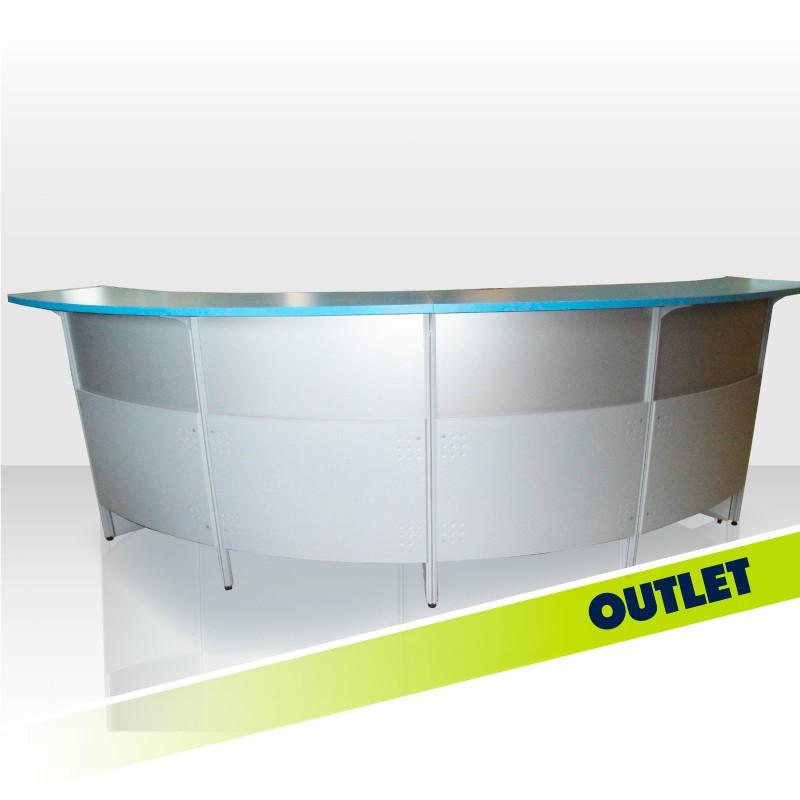 Arredi outlet banco reception for Arredi outlet