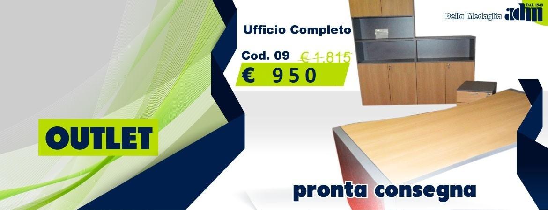 Arredi Outlet - Ufficio Completo 09