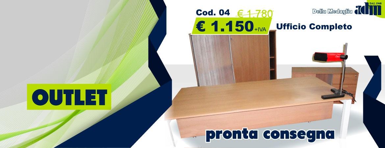 Arredi Outlet - Ufficio Completo 04